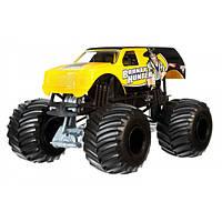 Hot Wheels Внедорожник джип охотник за головами Monster Jam 1:24 Scale Bounty Hunter Vehicle