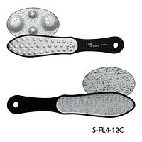 Терка для педикюра S-FL4-12C лазерная