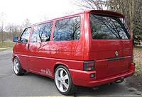 Спойлер Volkswagen T4 на ляду