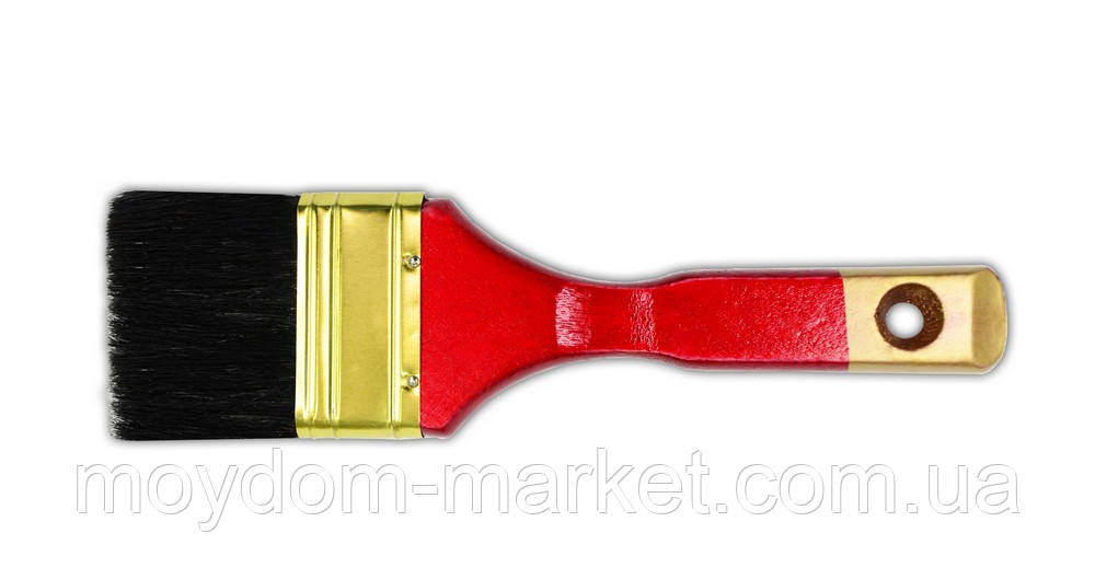 "Пензель флейцевий для лаку, тип ""Лакра"" 1,5"" FAVOR (01-041)"