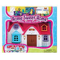Игровой набор Keenway Кукольный дом с предметами 20151