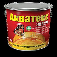 Акватекс Экстра текстурное декоративное покрытие для дерева 0.8л