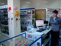 Автоматизация магазина канцтоваров