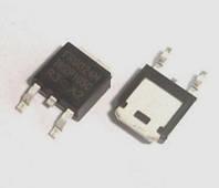 Транзистор полевой IRFR9024, DPAK,  60V, 8A, 28mOm, P-Channel