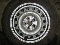 Диск стальной R-16 Volkswagen Caddy III 04-10 (Фольксваген Кадди), 7M3601027D