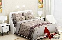 Изысканное постельное белье двуспальное для семьи Уют