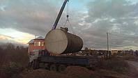 Перевозка систем канализации, водоочистки, септиков, очистных, фильтрующих колодцев