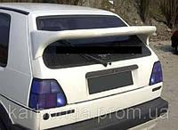 Спойлер VW Golf 2