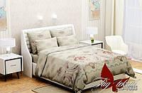 Двуспальное постельное белье хлопковое Приятные сны