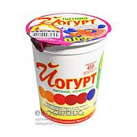 Йогурт питьевой Лесная ягода 0,05% ТМ АМА 450г