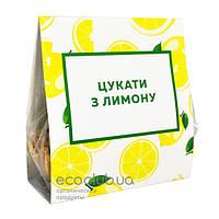 Цукаты из лимона Киевское Сухое Варенье 150г
