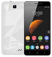 Смартфон OUKITEL C3 white 1/8 Gb 4 ядра 8Мп