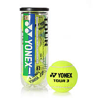 Мячи для большого тенниса Yonex Tour Tennis Balls 3B