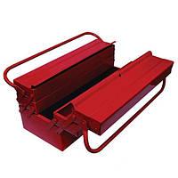 Ящик для инструмента Intertool (HT-5045), 450 мм, 5 секций