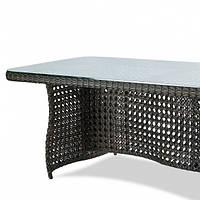 Стеклянная столешница для стола Poker