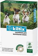 Bayer Килтикс ошейник для собак от блох и клещей, 35 см