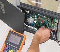 Диагностика и настройка антикражных антенн радиочастотной технологии.