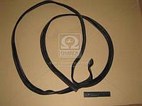 Уплотнитель крышки багажника ВАЗ 21099 (пр-во БРТ) 21099-5604040Р