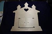 Заготовка основы для Бизиборда. Замок, фото 1