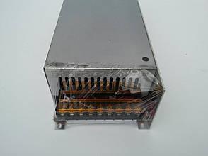 Блок питания 12V 500W (41A)для светодиодных лент Биом, фото 2