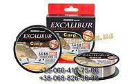 Леска Excalibur Carp Fluorocarbon покрытие 200м 0,16мм