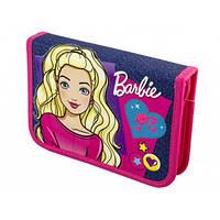 Пенал 1 Вересня Cars с клапаном Barbie jeans 531369