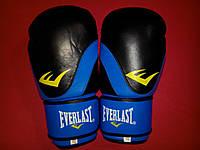 Перчатки боксерские Кожа EVERLAST
