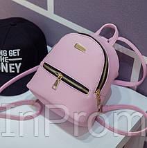 Рюкзак Kelly Mini Pink, фото 2