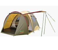 Палатка 4-х местная GreenCamp Х-1036