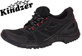 Кроссовки Kindzer С-17 Черные
