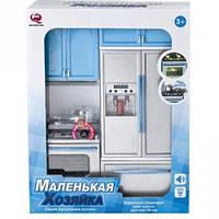 Детский игровой набор Кухня Маленькая хозяйка 27*9 5*34 5 см Qun Feng Toys (26212B/R)