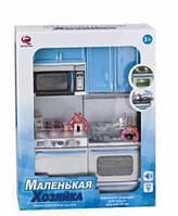 Детский игровой набор Кухня Маленькая хозяйка 27*9 5*34 5 см Qun Feng Toys (26213B/R)