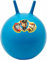 Большой резиновый мяч прыгун 50 см Щенячий патруль Sambro (PWP-7059)