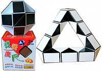Игрушка головоломка Twist Puzzle бело черный ShengShou (SSTW29)
