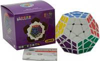 Игрушка головоломка Aurora Megaminx белый пластик ShengShou (SSMX21)