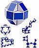 Игрушка головоломка Twist Puzzle сине белая ShengShou (SSTW34)
