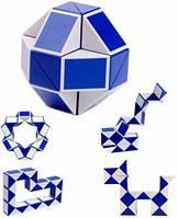 Игрушка головоломка Twist Puzzle сине белая ShengShou (SSTW34), фото 1