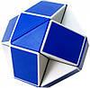 Игрушка головоломка Twist Puzzle синий белый ShengShou (SSTW24)