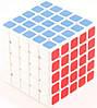 Кубик головоломка Aurora 5x5x5 белый пластик ShengShou (SS5517)