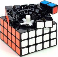 Кубик головоломка Wind 5x5x5 черный пластик ShengShou (SS5544), фото 1
