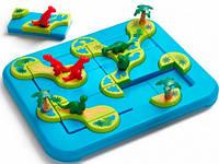 Игра головоломка Динозавры Таинственные острова Smart Games (SG 282 UKR)