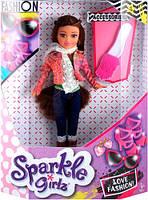 Волшебная модница Стефания с аксессуарами 25 см Sparkle girlz Funville (FV24064-2)