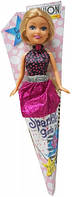 Кукла модница в черно розовом платье 25 см Sparkle girlz Funville (FV24063-5)