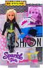 Кукла модница Ребекка в джинсовом костюме с доп нарядом 25 см Sparkle girlz Funville (FV24486-2)