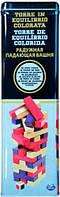Настольная игра Дженга с цветными брусочками в жестяной коробке Spin Master (SM98365/6033150)