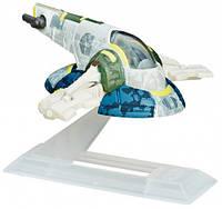 Jango Fett's Slave I коллекционная модель корабля Звездные войны Hasbro (B3929EU4-15)