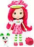 Шарлотта Земляничка Домашние любимцы Земляничка 15 см Strawberry Shortcake (12231N)