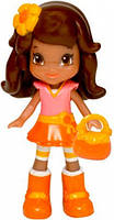 Шарлотта Земляничка мини куколка Апельсинка 8 см Strawberry Shortcake (12263N)