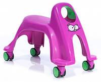 Детская каталка Whirlee лиловый неон Toy Monster (RO-SNW-PG)