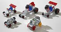 Конструктор металлический 5 в 1 Машины 246 дет Tronico (10270-3), фото 1